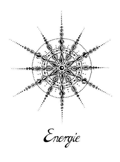 Kristall Energie