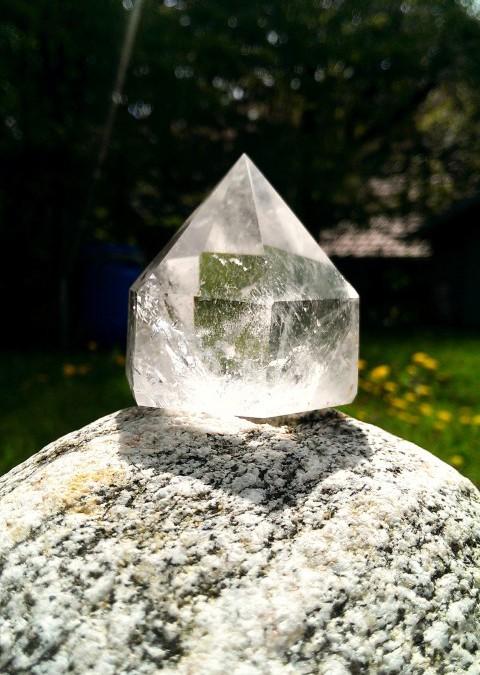 Kristalle, Edelsteine und Heilsteine