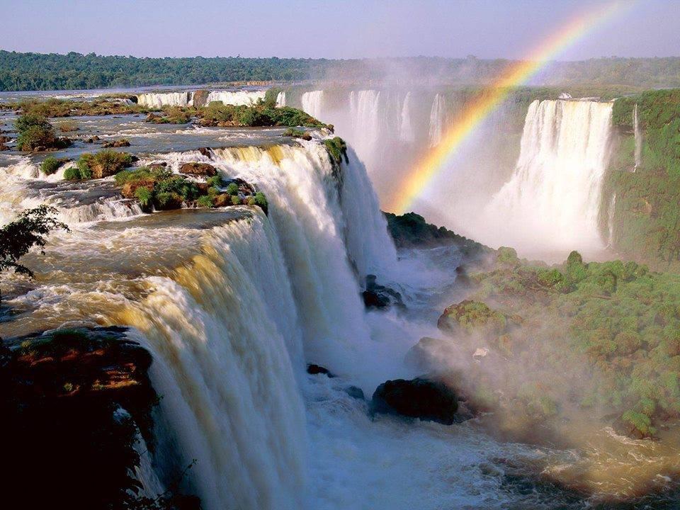 Wasserfall Iguazu